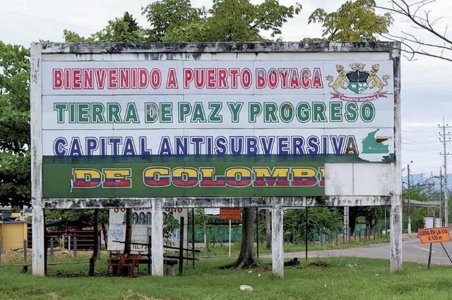 Bloque Autodefensas Campesinas de Puerto Boyacá