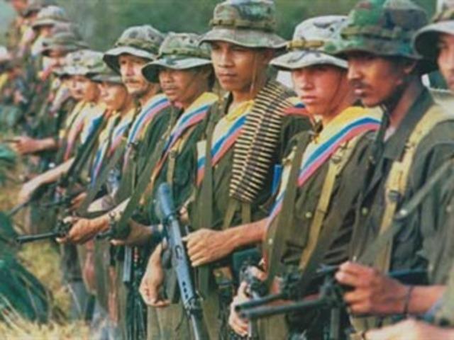 Desmovilización del frente Héroes del Guaviare