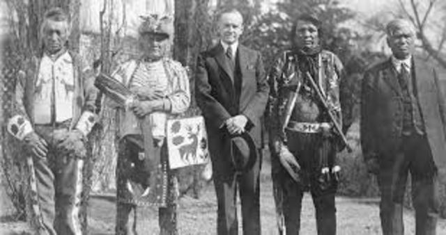 American Indian Citizenship Act