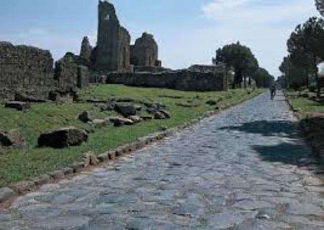 Mandato de Appius Claudius Caecus