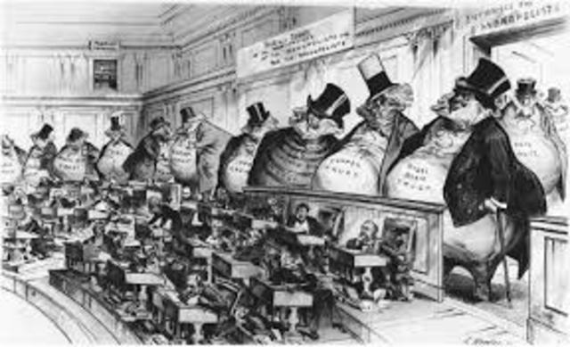 Sherman Anti- Trust Act