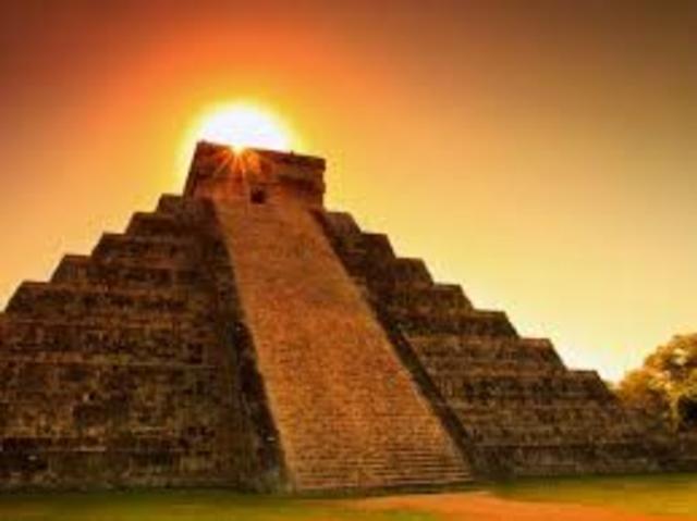 Templos y Ciudades Mayas