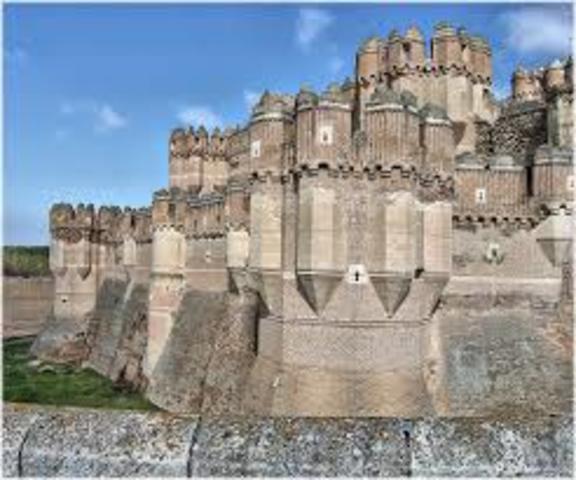 Construccion de Castillos