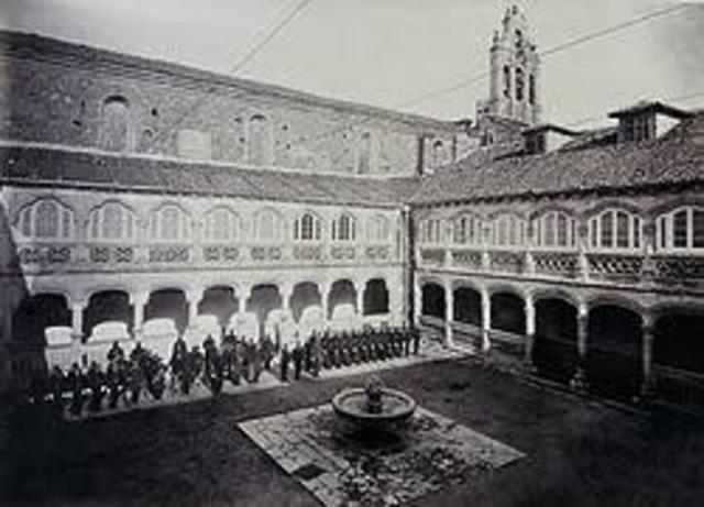 Escuela de Artillería de Sevilla