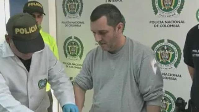 Extradicion de José Everth Veloza García alias HH