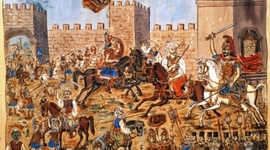 HISTORY - KONSTANTINOUPOLE timeline