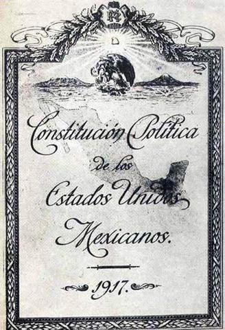 Carranza y la Nueva Constitución