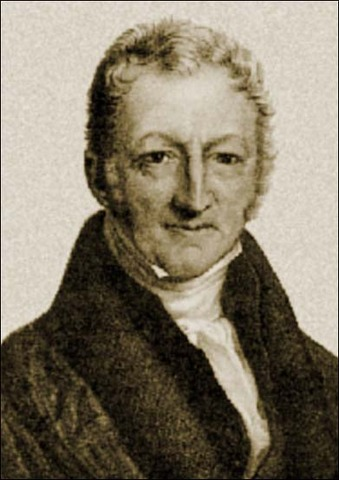 "Thomas Malthus' ""Essay on Population"""