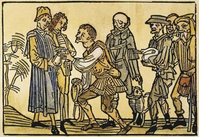 Epoca de la sociedad Feudal años 1100 al 1300
