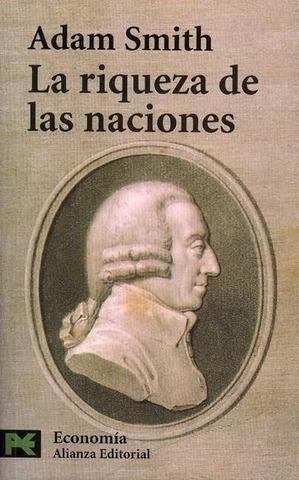 Adam Smith escribe en su obra de La riqueza de las naciones sobre la actividad corporativa. (Año 1776)