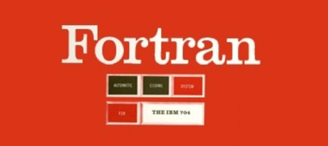 Creacion del Lenguaje Fortran