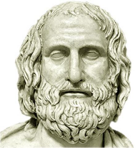 Protágoras de Abdera(Del -480 al -415 )
