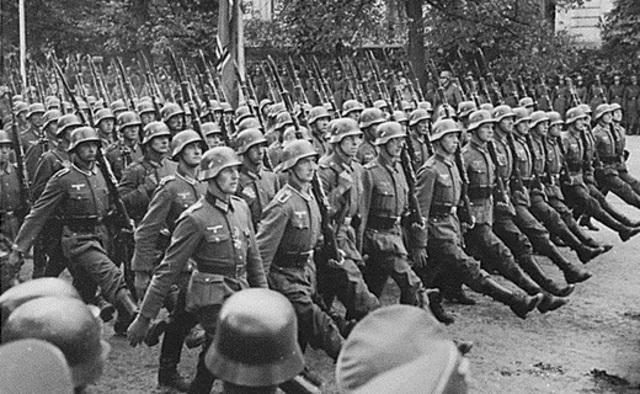 Pocetak Drugog svetskog rata