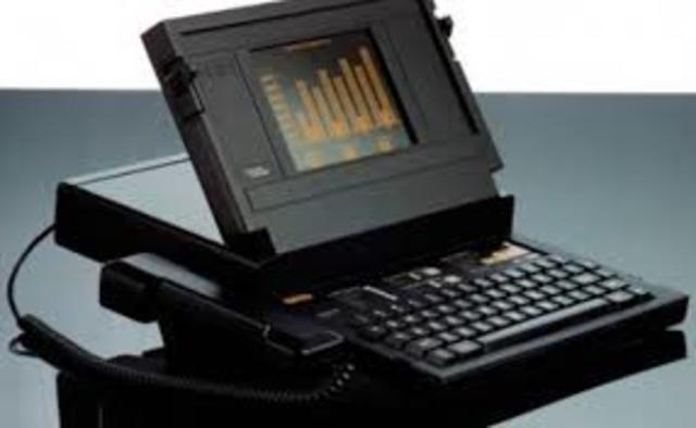 Grid Compass, Primera Computadora Portatil