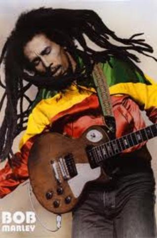He challenged to Rastafari religion