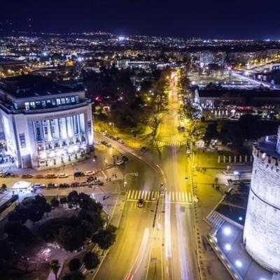 Θεσσαλονίκη timeline