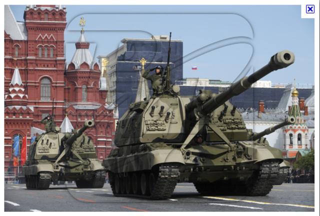 Soviet Union sends in troops