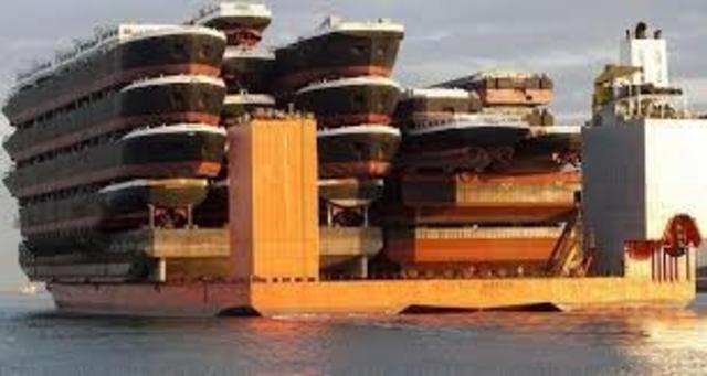 Barco Cargueros