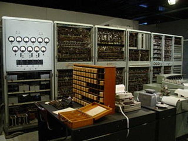 JUN 14, 1956 Ámbito Tecnológico. CSIRAC, el primer ordenador capaz de reproducir música