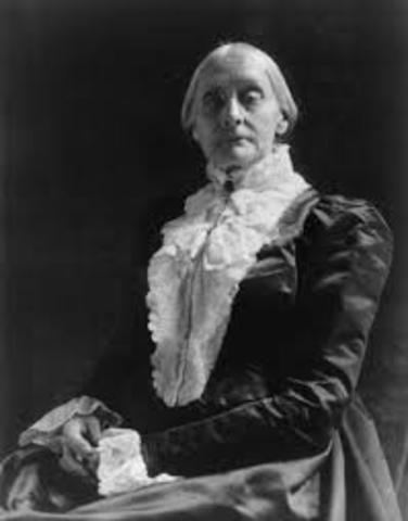 Women (Susan B Anthony)