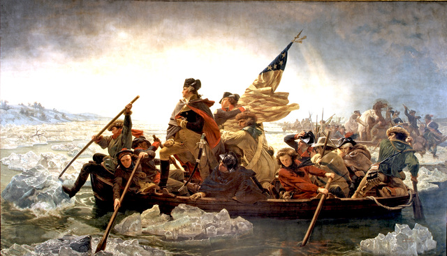 The Battle of Trenton/Princeton [Washington's Crossing of The Delaware]