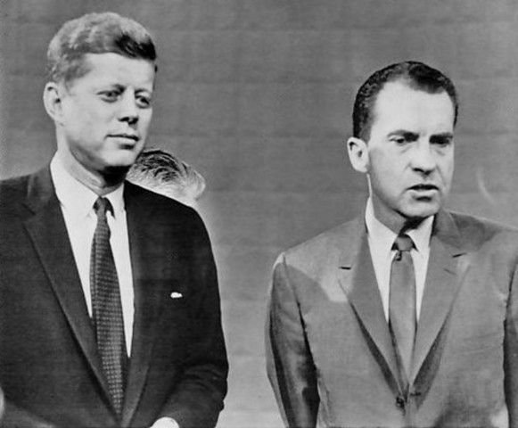 Kennedy versus Nixon TV Debate (1960)