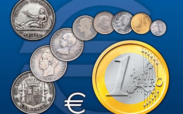 FEB 28 2002 El euro pasa a ser la única moneda de curso legal en todos los países de la zona del euro Ámbito Económico