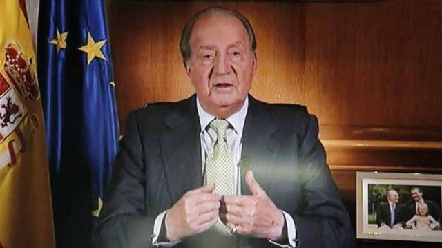 JUN 02 2014 El Rey abdica Ámbito Político