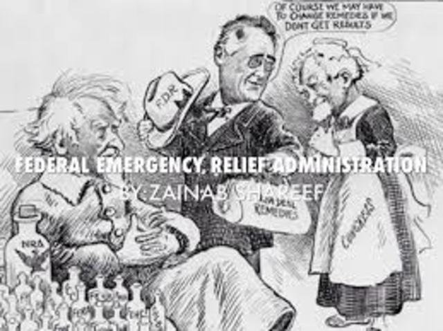 Beginnings (Emergency Relief Act)