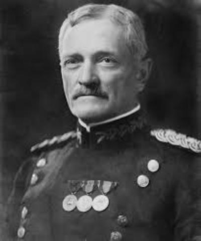 General John Perishing