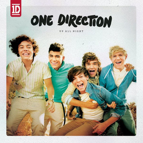 Álbum Up All Night