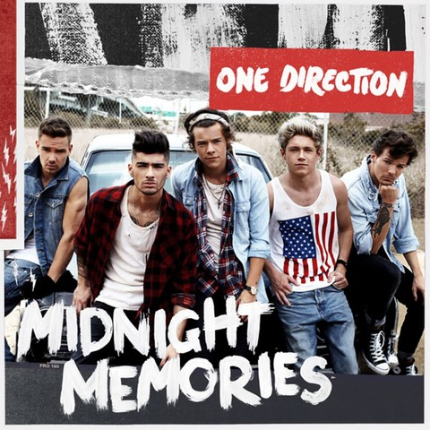 Álbum Midnight Memories