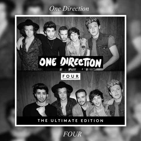 Álbum FOUR