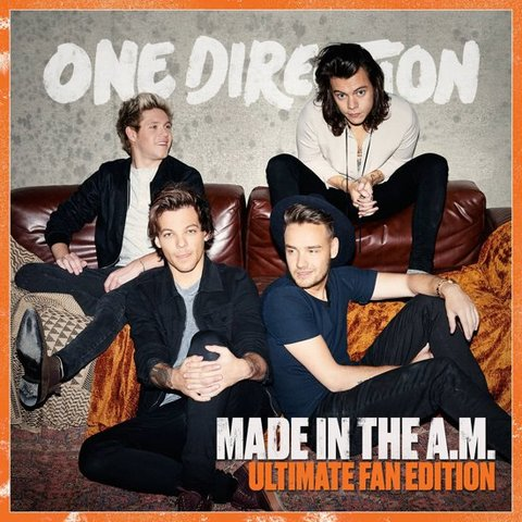 Álbum Made in the A.M.