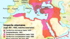 Auge y caída del Imperio Otomano timeline
