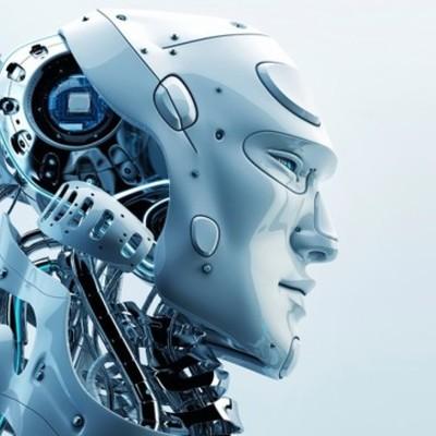 Frise chronologique sur la robotique. timeline