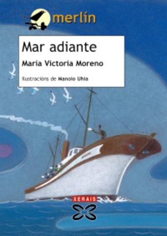 """Libraría Xuntanza. Publicación de """"Mar adiante """" e """"Os novísimos da poesía galega"""""""