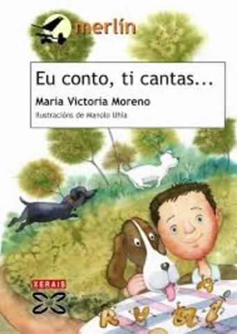 """Morre o 22 de novembro en Pontevedra pouco despois de publicar """"Eu conto, ti cantas"""""""