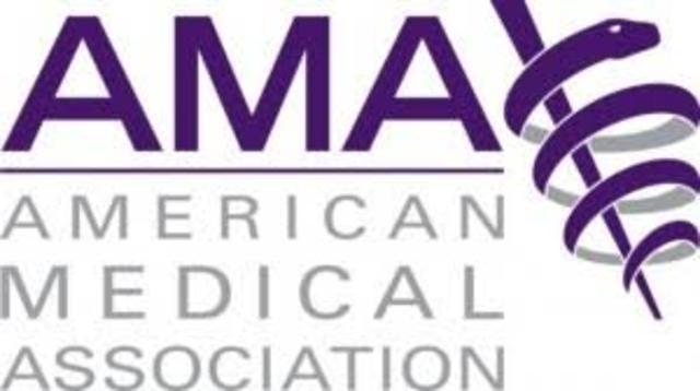 Código por Asociación Médica Americana