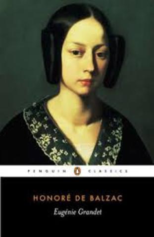 """Honoré Balzac; """"Eugenia Grandet"""""""