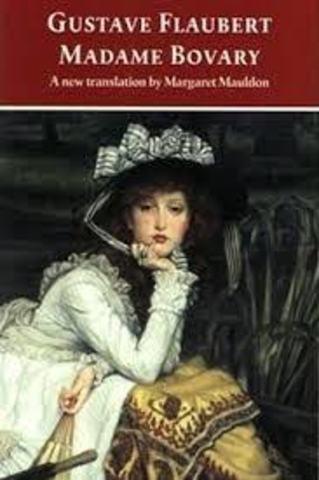 "Gustave Flaubert ; ""Madame Bobary"""