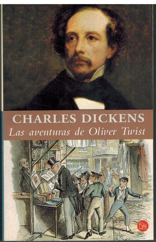 "Charles Dickens ; ""Oliver Twist""."