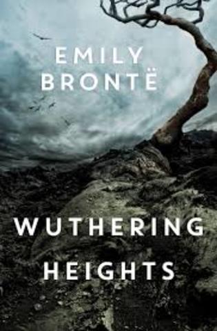 "Emily Brontë ; ""Cumbres borrascosas""."
