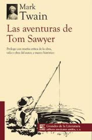 "Mark Twain ; ""Las aventuras de Tom Sawyer"""