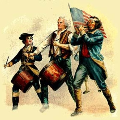 American Revolution Project timeline