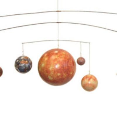 Historical Developments of the Solar System timeline