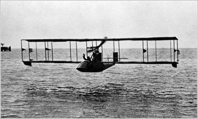 primer vuelo