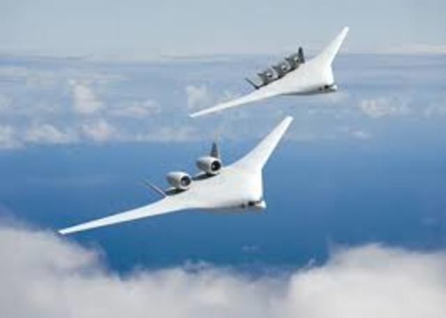 Aeronaves modernas