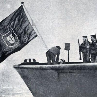 Participación portuguesa en la I Guerra Mundial timeline