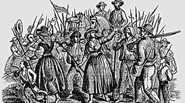 Revolución de María da Fonte
